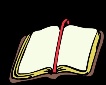 350x281 Bible Study Clip Art