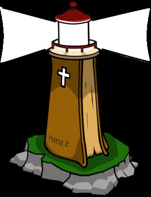 308x400 Lighthouse Clipart Transparent