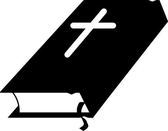 550x430 Bible Clipart Transparent