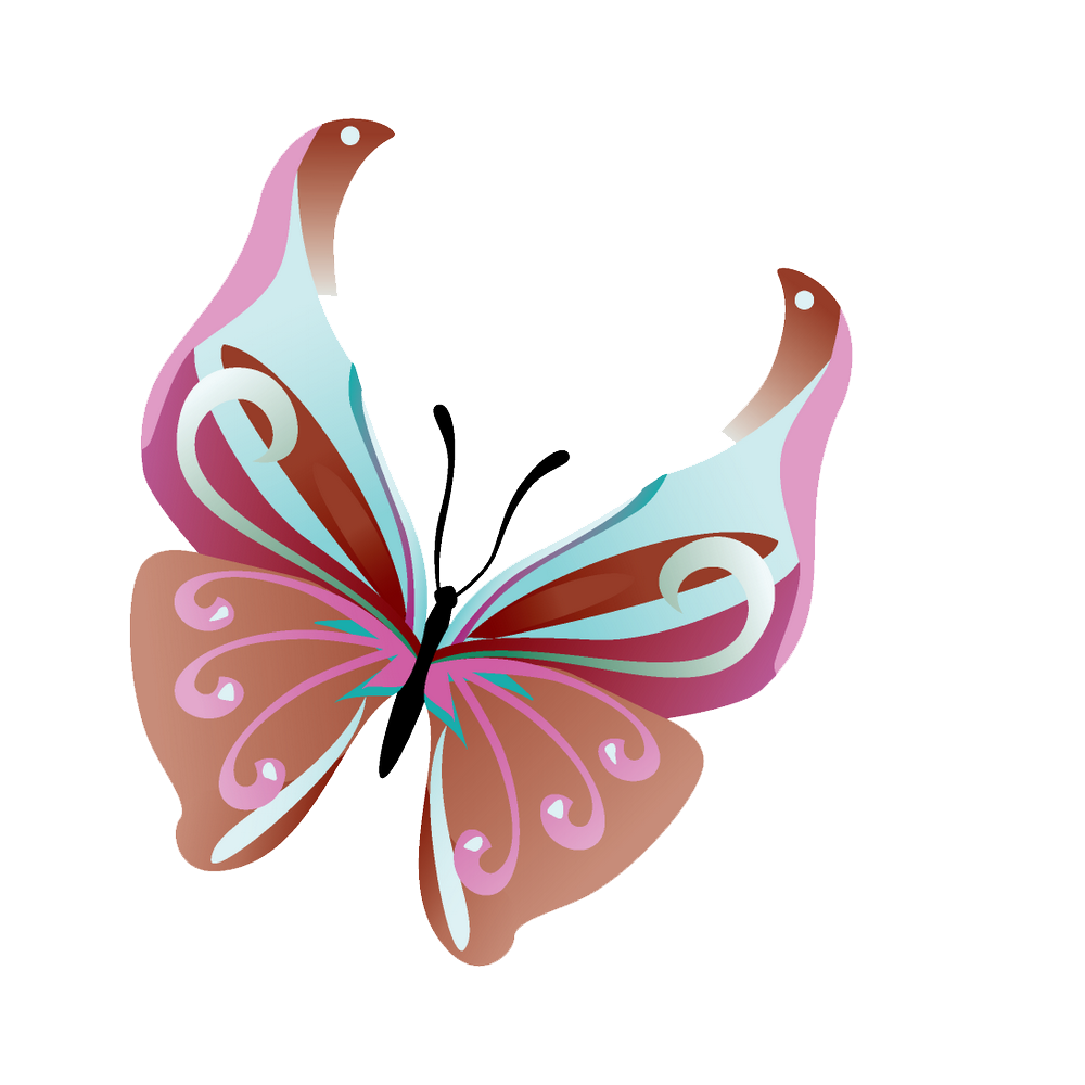 1000x1000 Butterfly Png Images Transparent Free Download