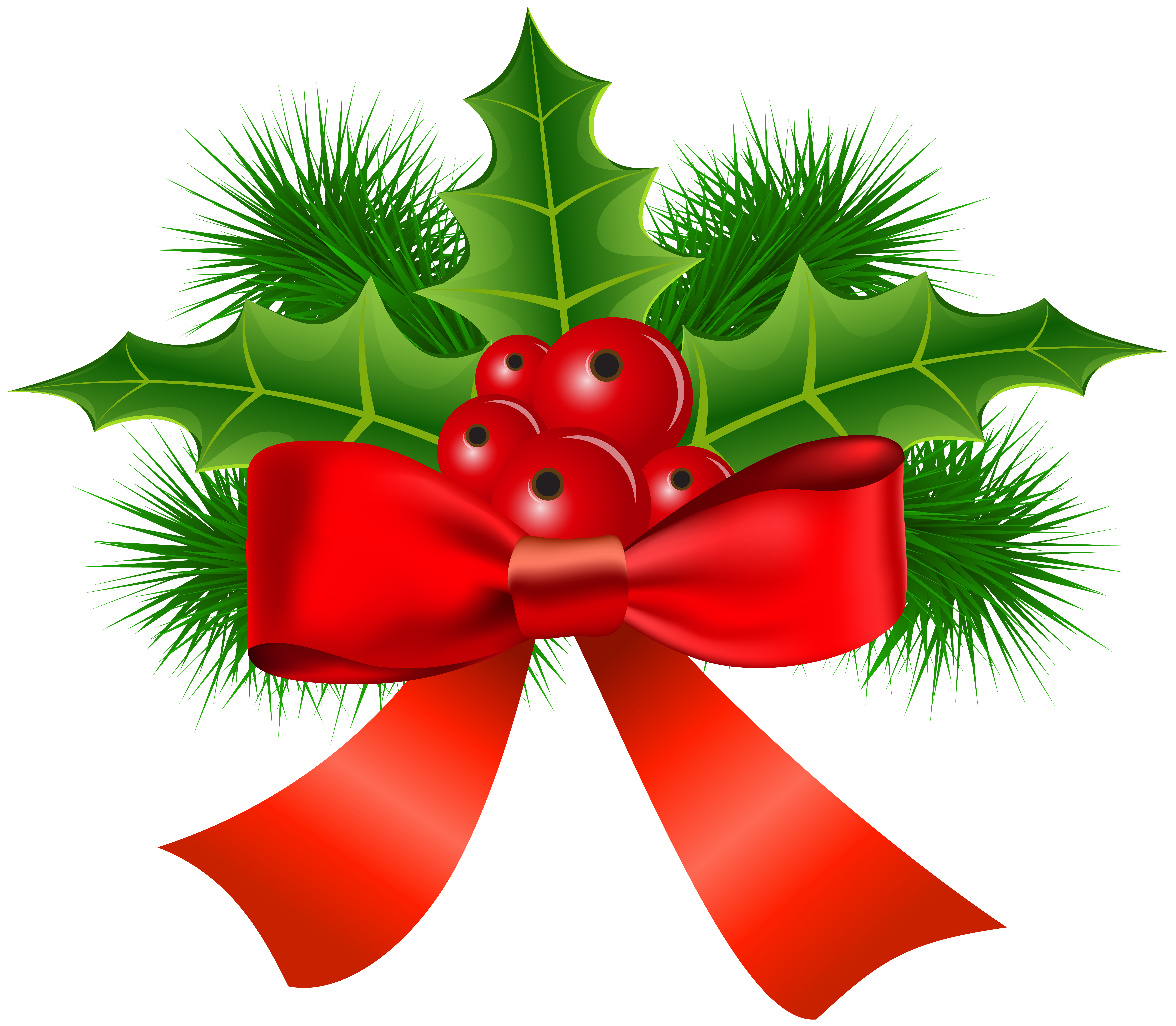 8000x6982 Christmas Holly Transparent Png Clip Artu200b Gallery Yopriceville