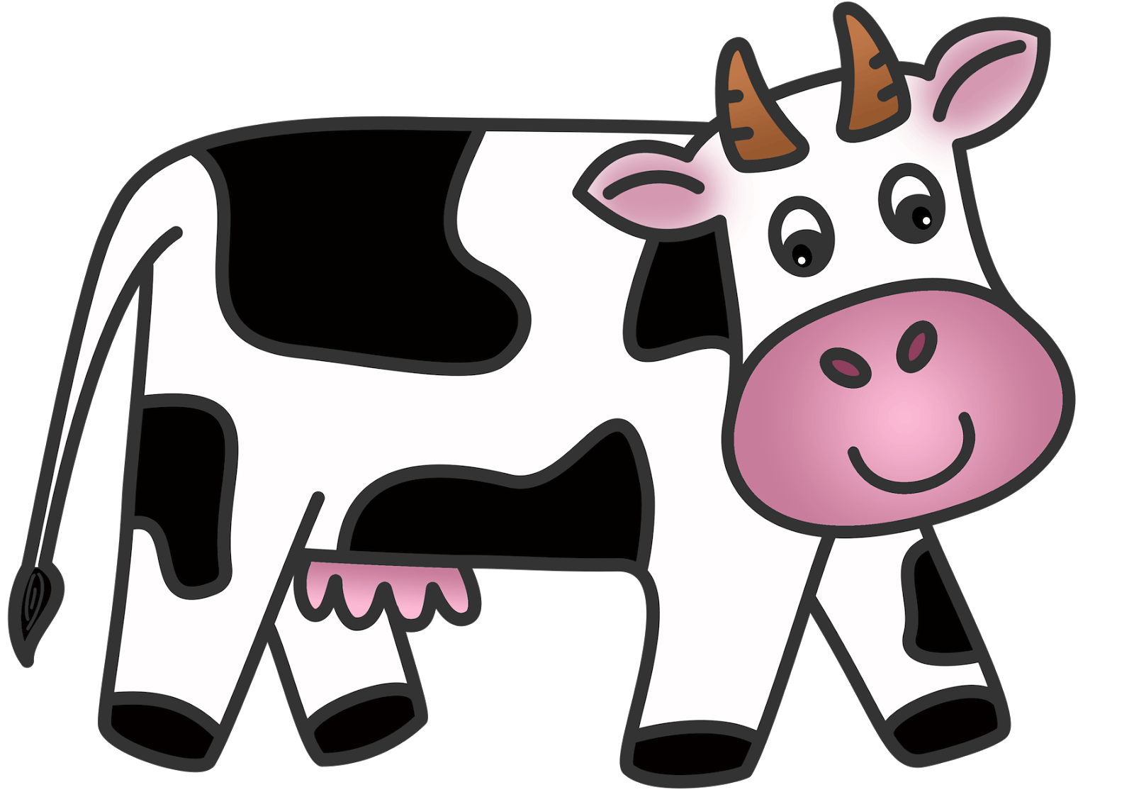 1600x1131 Colorful Cow Cliparts Many Interesting Cliparts