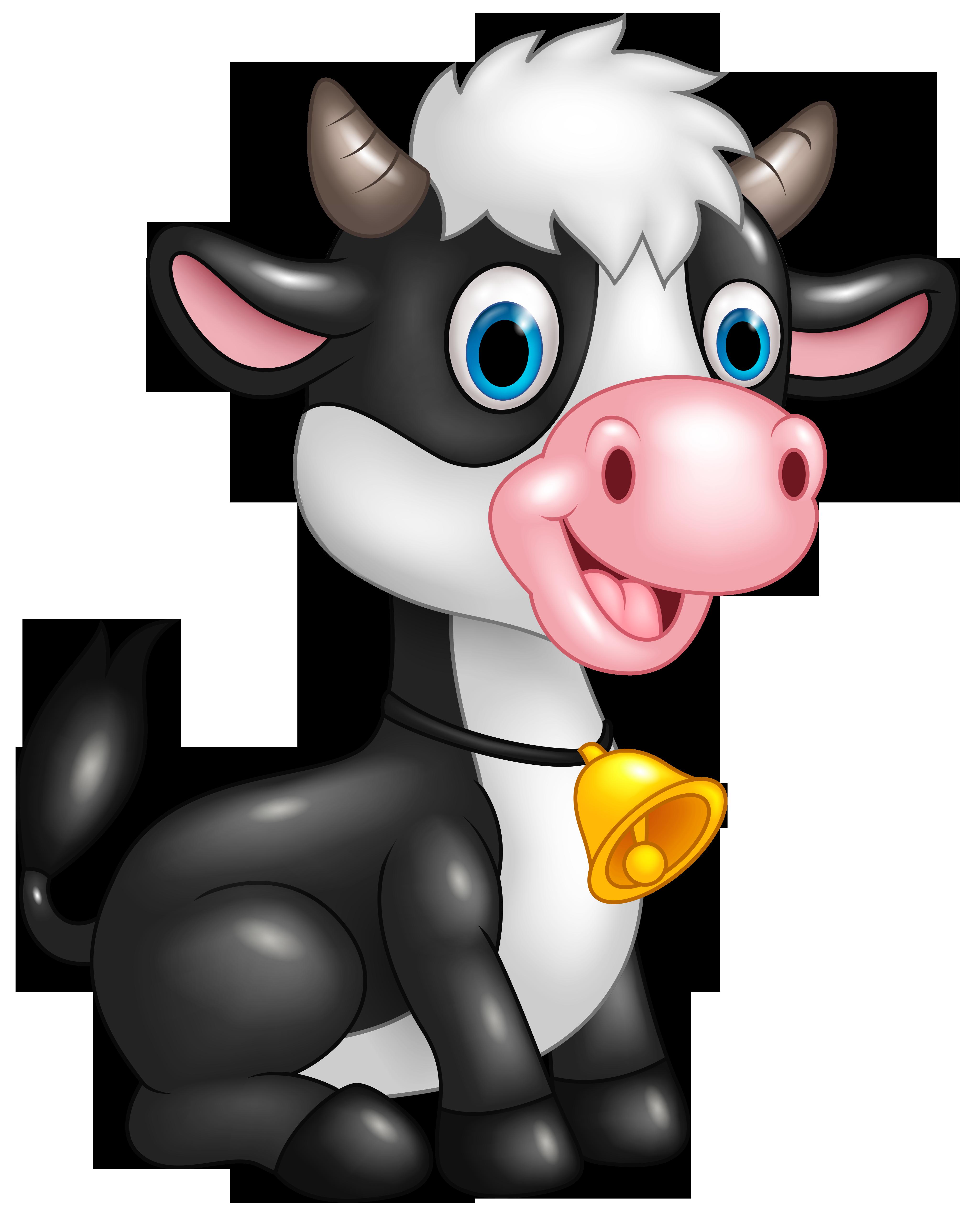 Transparent Cow Free Download Best Transparent Cow On Clipartmagcom