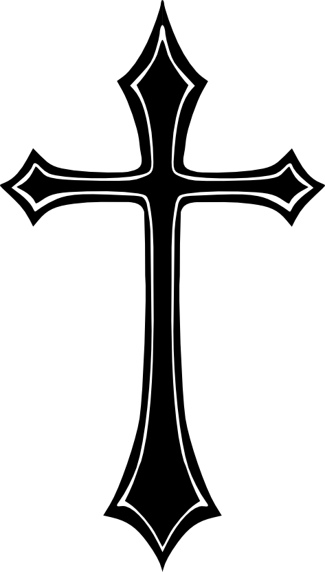473x832 Cross Tattoos Png Transparent Images Png All
