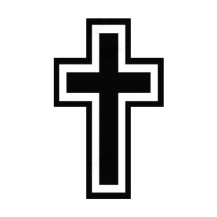 310x310 Free Cross Clipart No Background