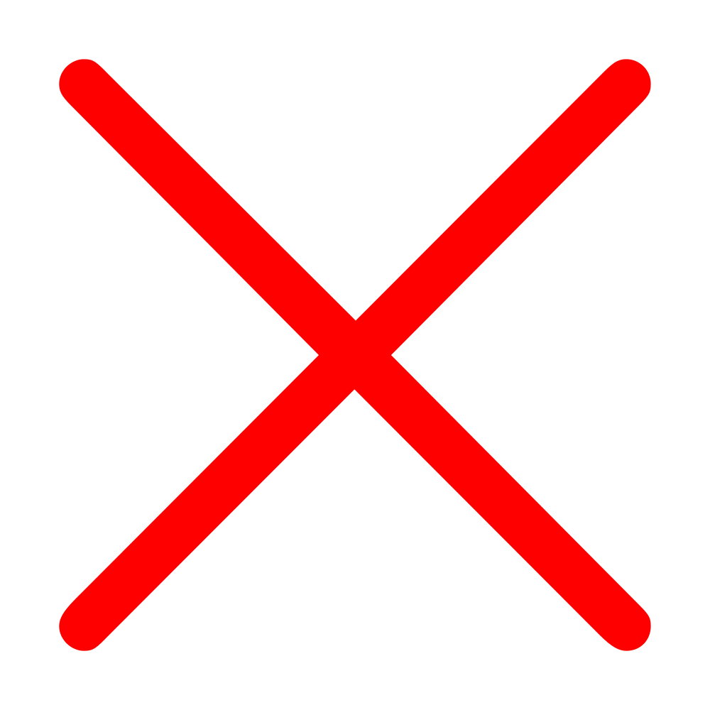 1000x1000 Red Cross Mark Png Transparent Red Cross Mark.png Images. Pluspng