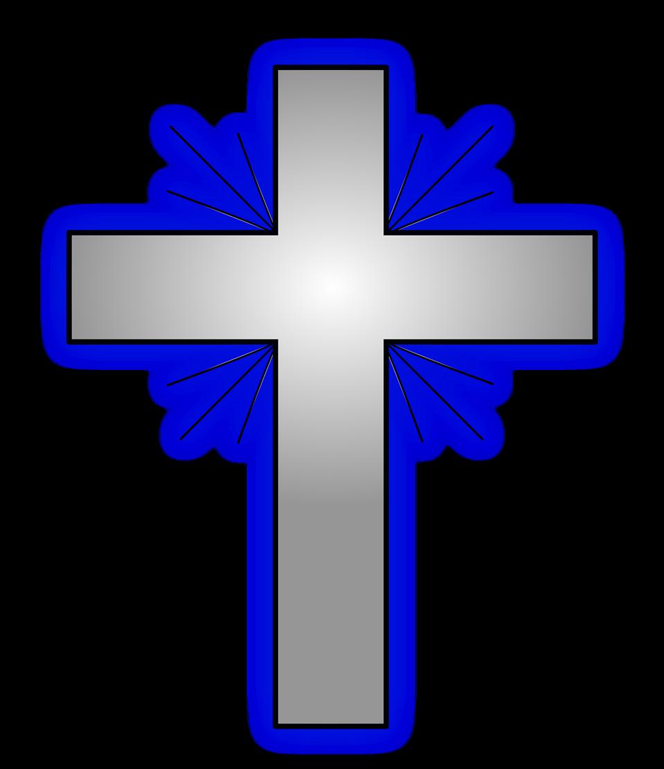 958x1110 Transparent Cross Clipart