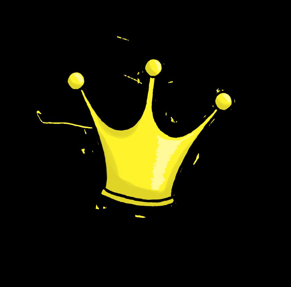 1024x1008 Drawn Crown Transparent