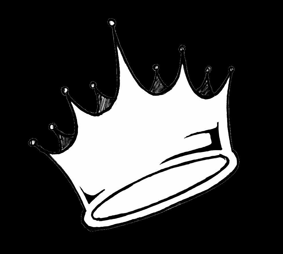 988x888 Drawn Crown Transparent Tumblr