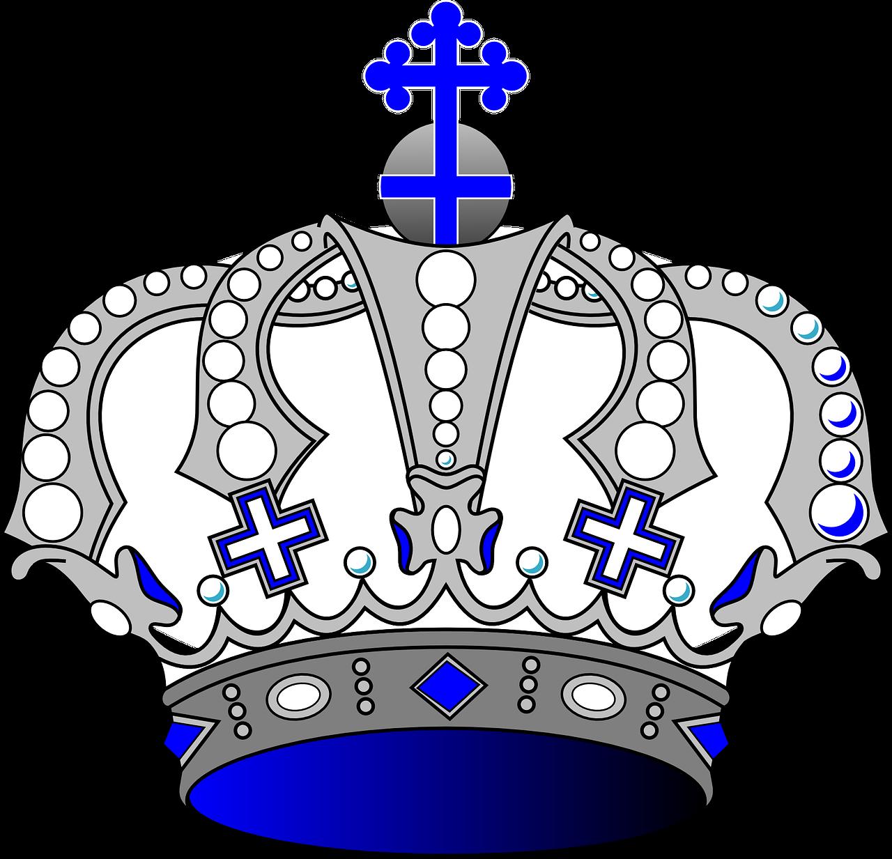 1280x1233 Crown King Royal Prince History Transparent Image Crown