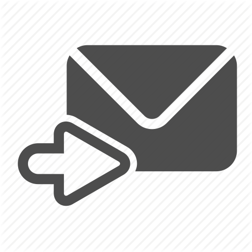 512x512 Email, Envelope, Letter, Mail, Postal, Send, Stamp Icon Icon