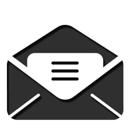 512x512 Email Icon Open Envelope Transparent Png
