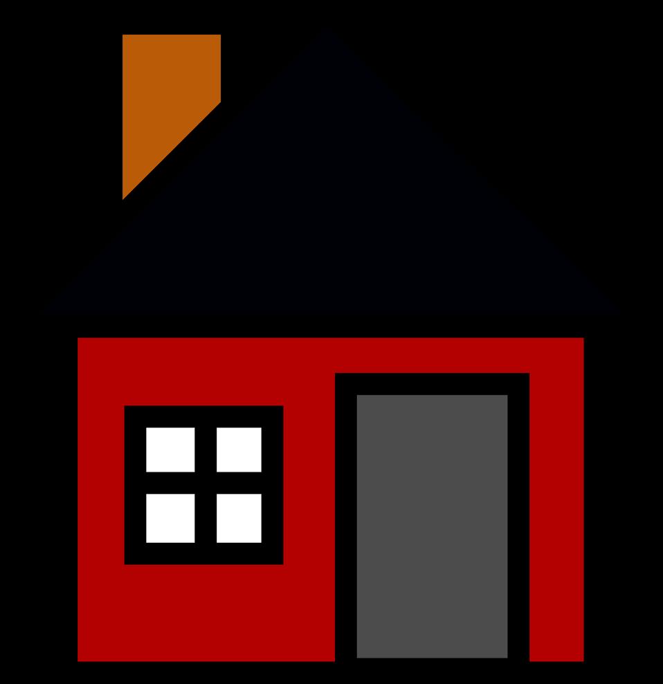 958x989 Transparent House Clipart