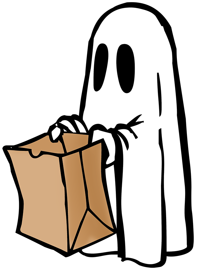 645x886 Haunted House Clipart Transparent