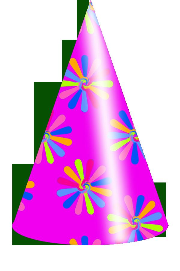 600x900 Party Hat Clipart Transparent Background