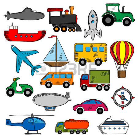 Transportation Clipart | Free download best Transportation