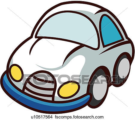 450x398 Clipart Of Vehicle, Car, Transportation, Automobile, Traffic