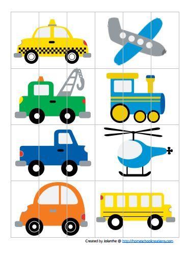 Transportation Clipart Free