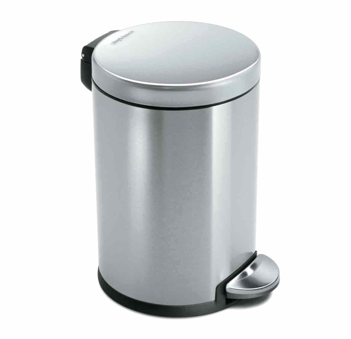 1185x1146 Cute Small Trash Cans Indoor Trash Can In Stainless Decorative