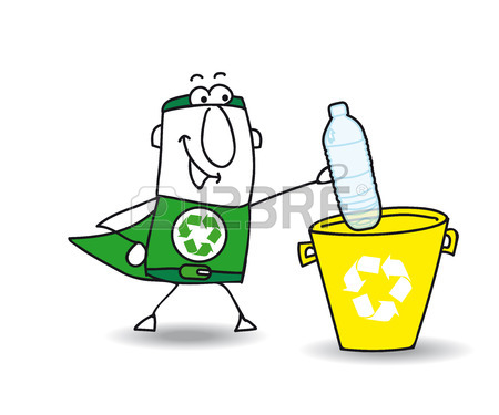 Trash Collector Clipart