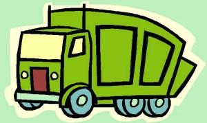 300x179 Garbage Truck Cartoon Pictures