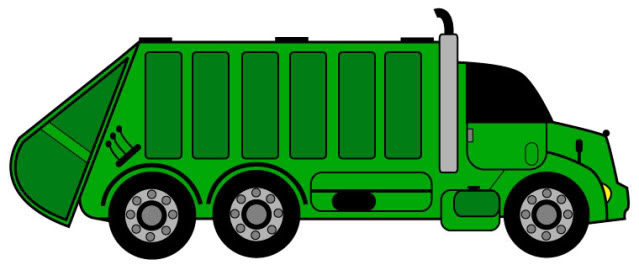639x265 Garbage Truck Clipart Garbage Truck Clipart Many Interesting