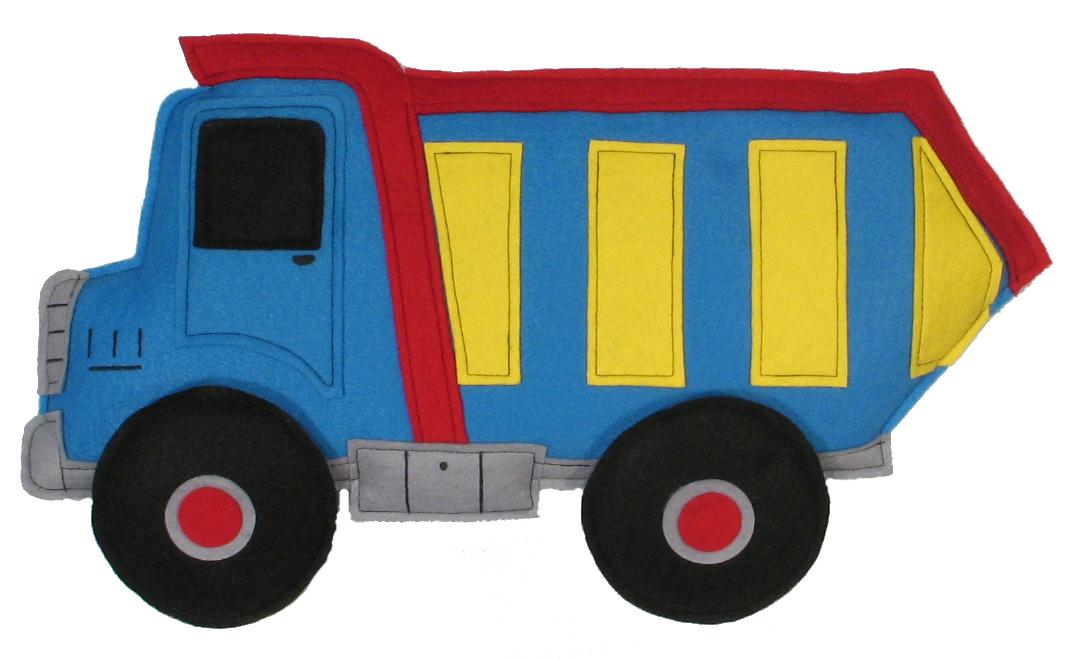 1078x659 Red Clipart Dump Truck