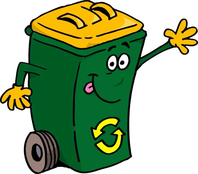 800x702 Trash Clipart Citizen