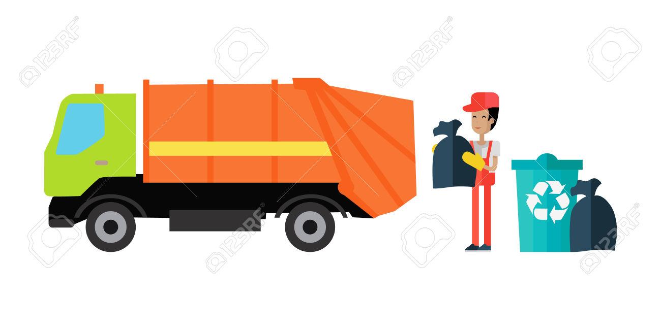 1300x650 Trash Clipart Clean Street