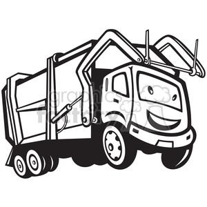 300x300 Truck Outline Clip Art