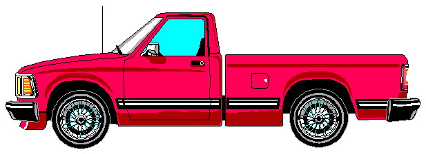 617x224 Truck City Garbage Truck Clipart Clipart
