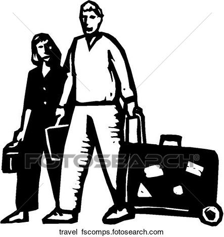 443x470 Clipart Of Travel Travel
