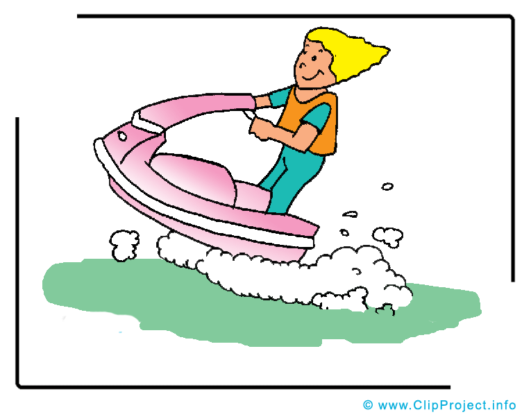 765x604 Waterbike Clipart Image Free