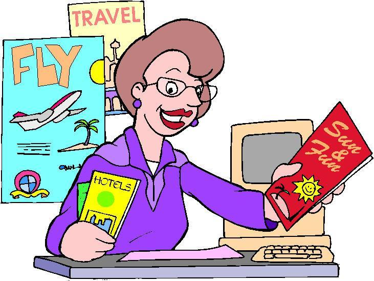 731x548 Free Business Travel Clipart Image