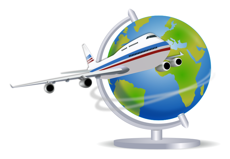 800x551 Free Travel Clipart