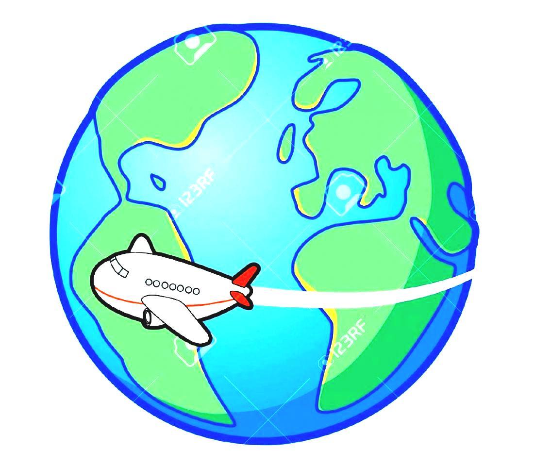 1100x960 Travel Cartoon Cliparts