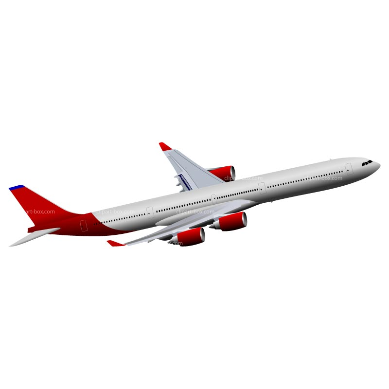 800x800 Travel Clipart Airplane Flying