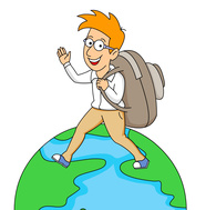 195x189 Travel Clipart Free Travel