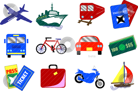 450x298 Clipart Of Travel