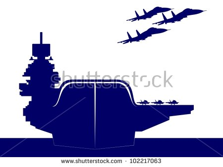 450x338 Aircraft Carrier Clipart Military