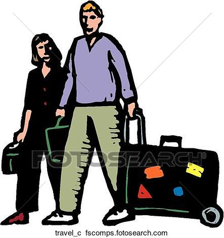 443x470 Clipart Of Travel Travel C