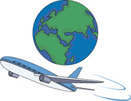 190x147 Free Travel Clipart