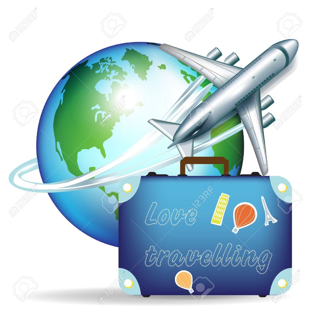1294x1300 Travel Clipart Globe
