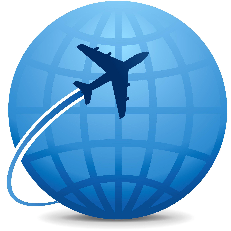 3000x3000 Travel Clipart International Travel