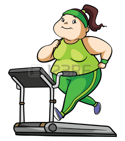 400x450 7,361 Treadmill Stock Illustrations, Cliparts And Royalty Free