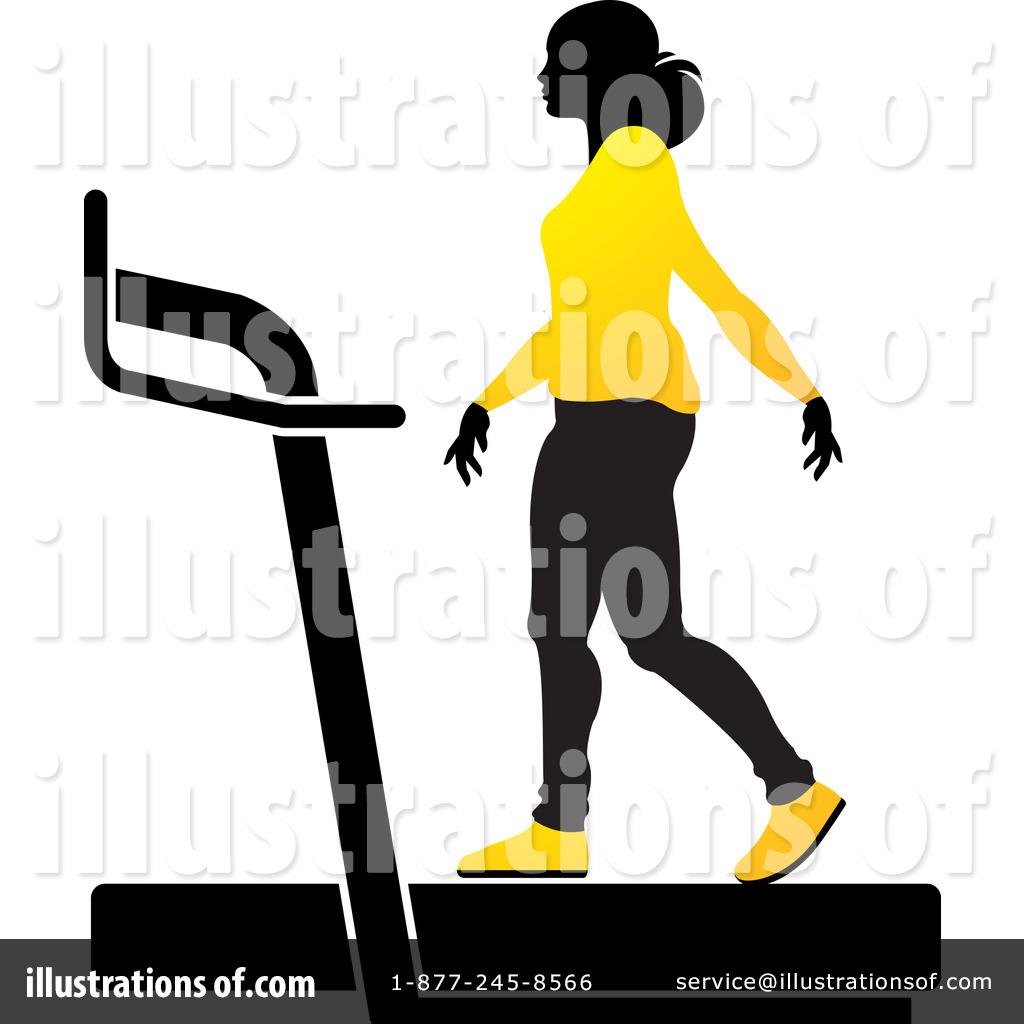 1024x1024 Treadmill Clipart