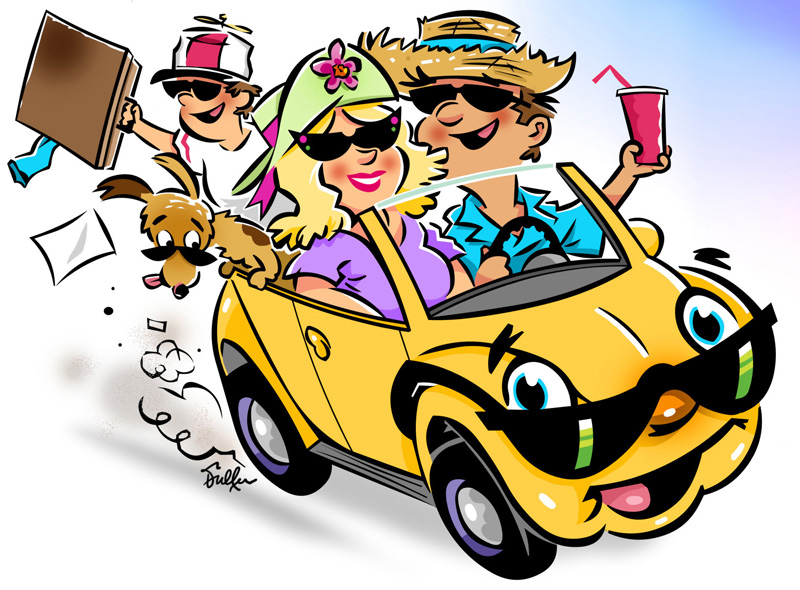 800x590 Image Of Family Car Clipart