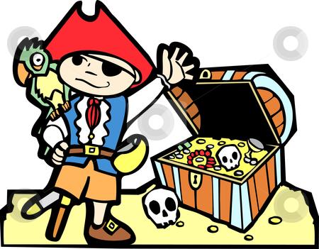 450x351 Pirate Treasure Chest Clipart Cliparthut