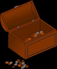 246x297 Treasure Chest Clip Art