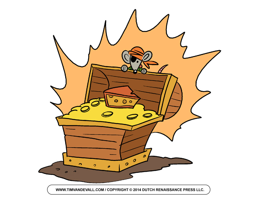 900x695 Treasure Clipart Cartoon Pirate
